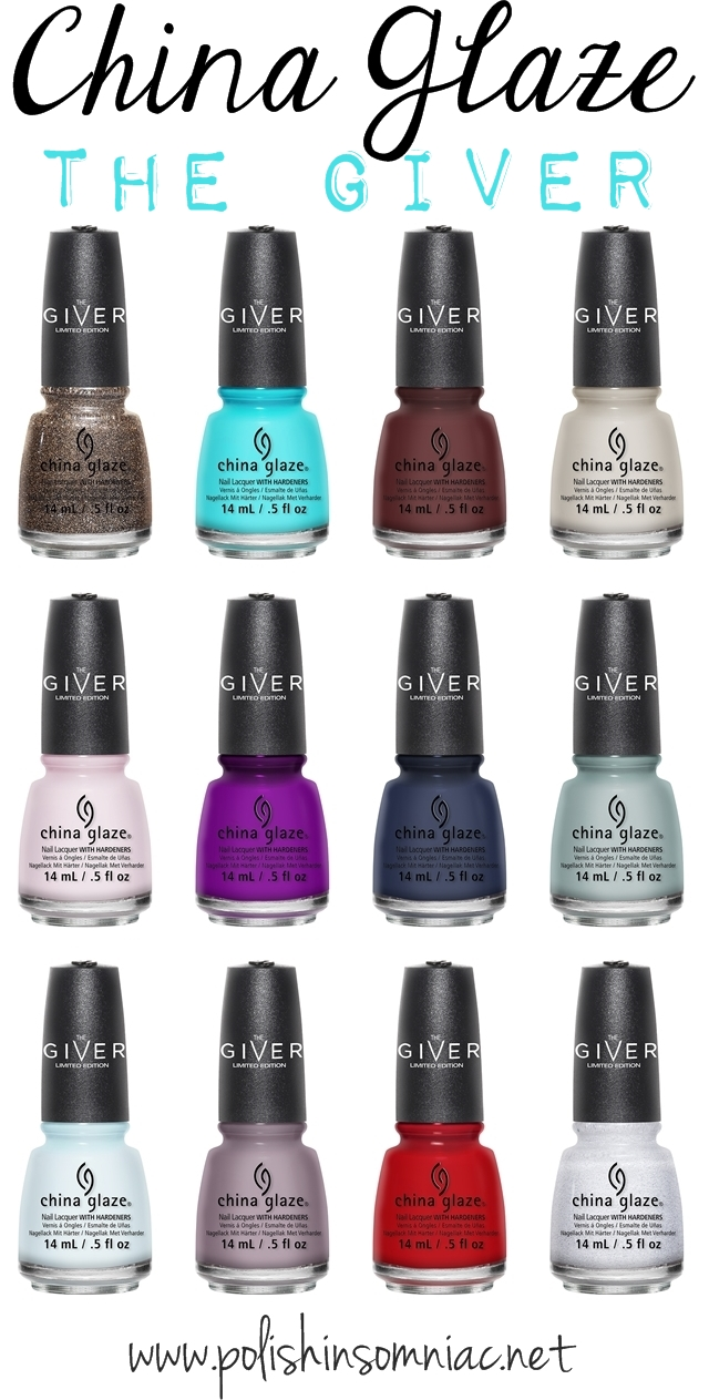 China Glaze The Giver