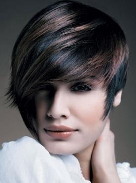 fancy bun hairstyles : Assyams Info: 5 Steps of Fabulous Short Hairstyles