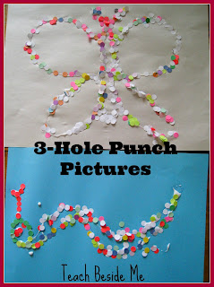 hole punch pictures
