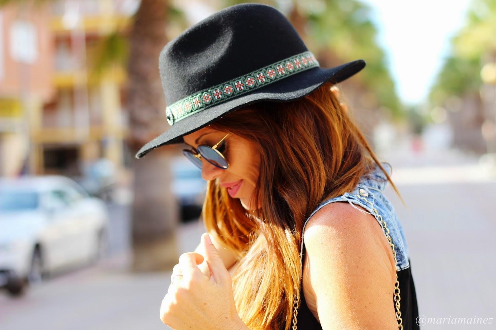 Tendencias Otoño 2014 - Blogger Alicante- Rayban sunnies