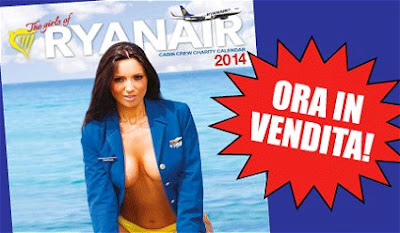 calendario Ryanair 2014