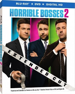 Horrible Bosses 2 Blu ray