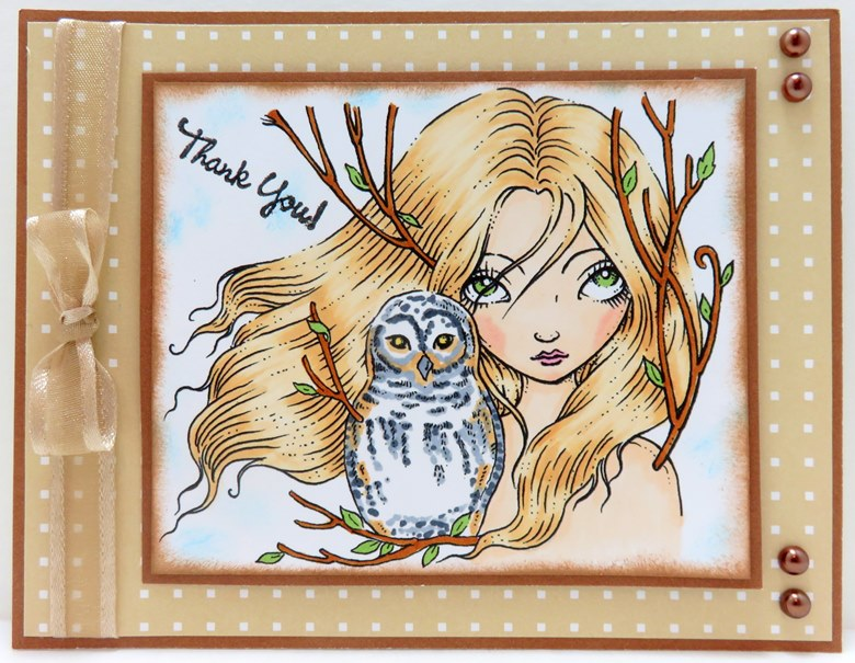 Featured Card for Jo's Scrap Shack Challenge
