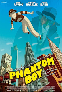 Phantom Boy (2015) Online