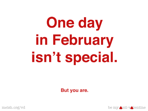 Funny Anti Valentine's Day 2015 Quotes and Sayings