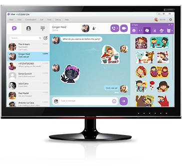 viber on pc