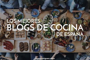 SOMOS UNOS DE LOS 101 MEJORES BLOGS DE COCINA