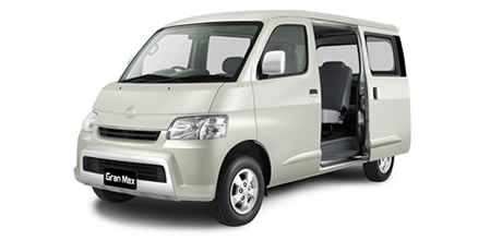 daihatsu authorized dealer makassar granmax pick up minibus type and price. Black Bedroom Furniture Sets. Home Design Ideas