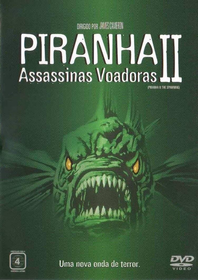 Piranha 2: Assassinas Voadoras – Legendado (1981)