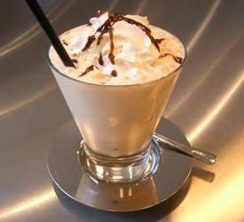 Budin de Cafe a la Crema