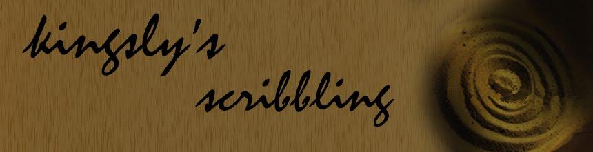 Kingsly's Scribbling