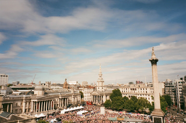 London Korean Festival 2015 Trafalgar Square