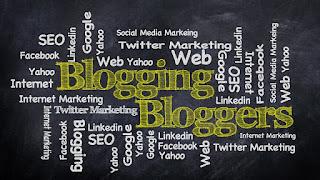 aktivitas blogging