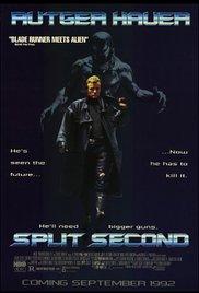 Watch Split Second Online Free 1992 Putlocker
