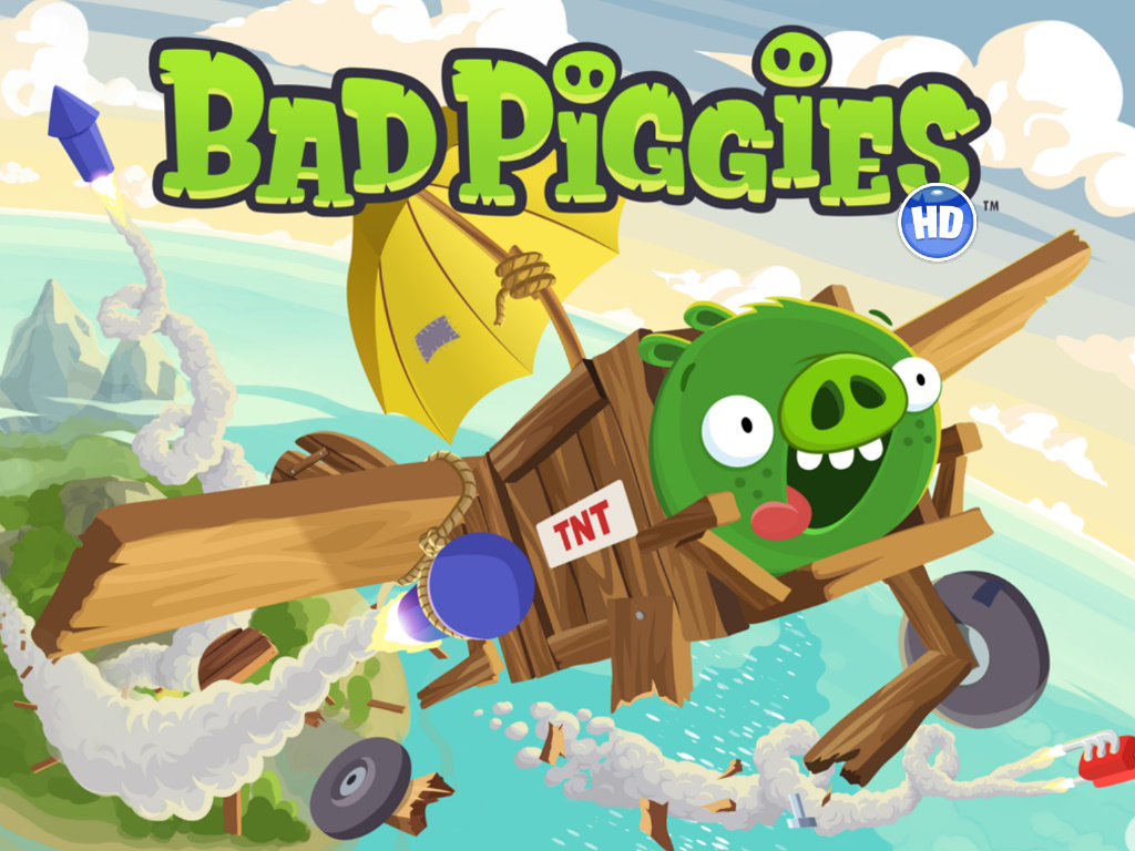 angry birds pigs out game free download