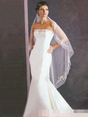 Vestidos de novias normales