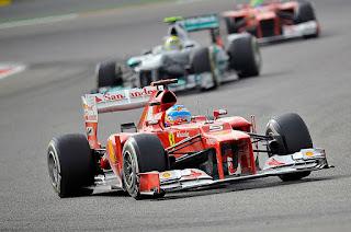 Gambar Mobil Balap F1 Ferrari 06