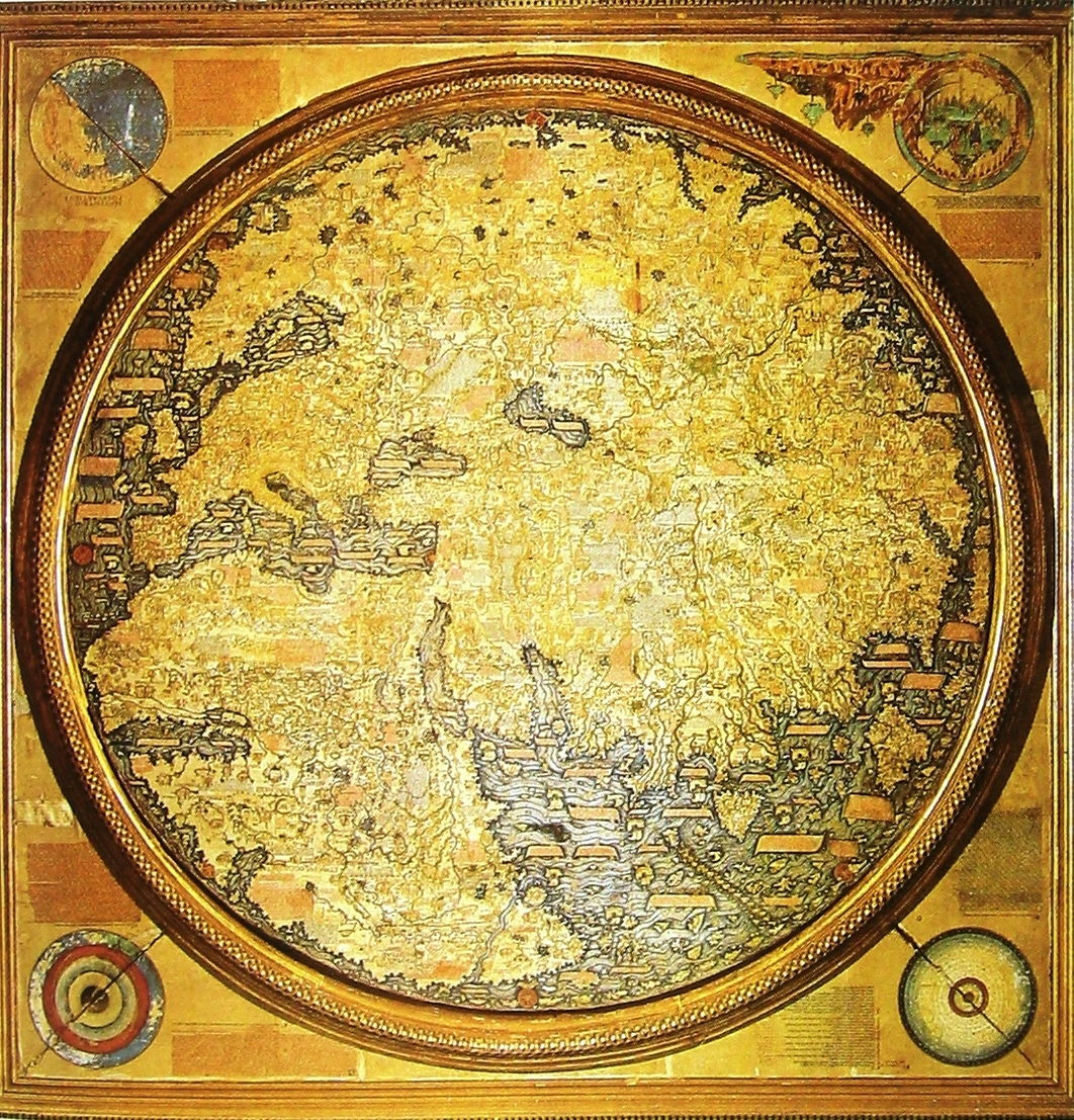 Ancient world maps world map 15th century world map 15th century gumiabroncs Images
