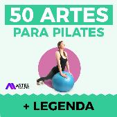 50 Artes Para Pilates + Legendas