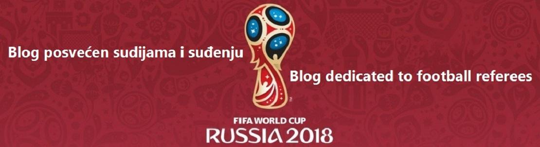 FUDBALSKI SUDIJA - FOOTBALL REFEREE