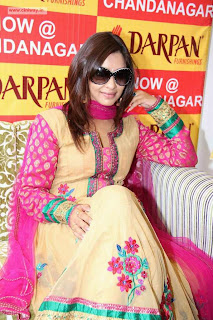Harika-Stills-at-Darpan-Furnishings-Launch