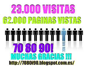 23.000 VISITAS