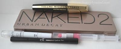 June favorites 2012 - makeup