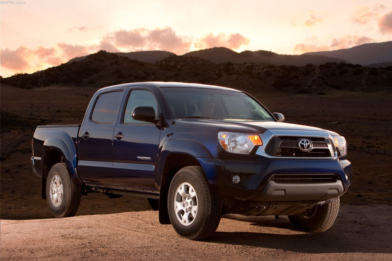 daily cars 2013 toyota tacoma new limited package. Black Bedroom Furniture Sets. Home Design Ideas