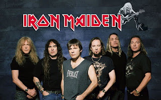 iron maiden fotos