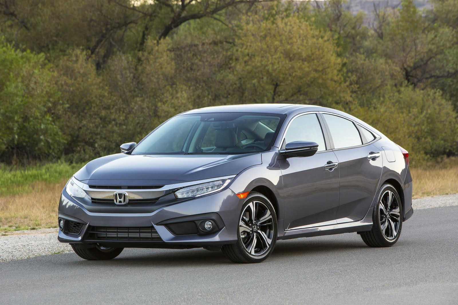 Scheduled To Arrive In The First Quarter Of 2016 Is The All New Honda  Civic. First Unveiled In The United States In September, The Sedan Has  Reportedly ...