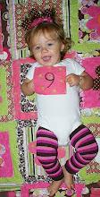 Elle Belle 9 months