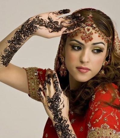 Cantiknya Wanita India
