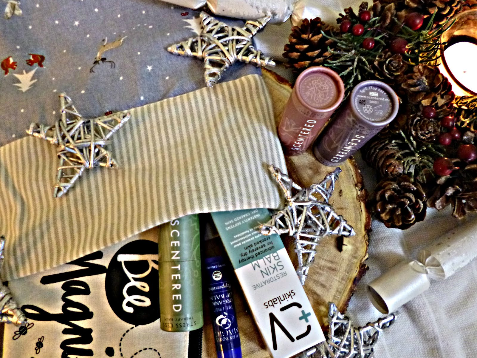 Green beauty gift guides