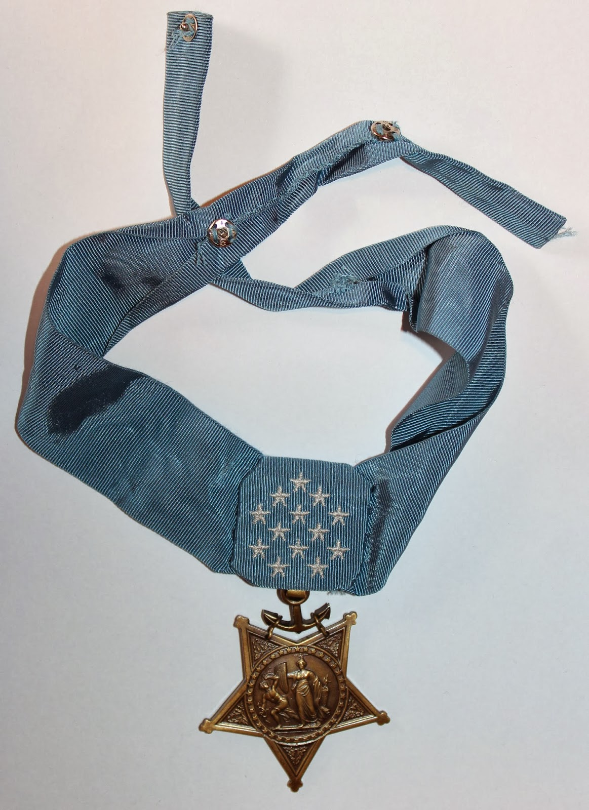Archie van Winkle Medal of Honor