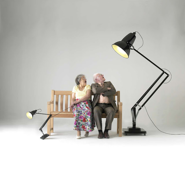 Anglepoise Giant 1222 Stehleuchte