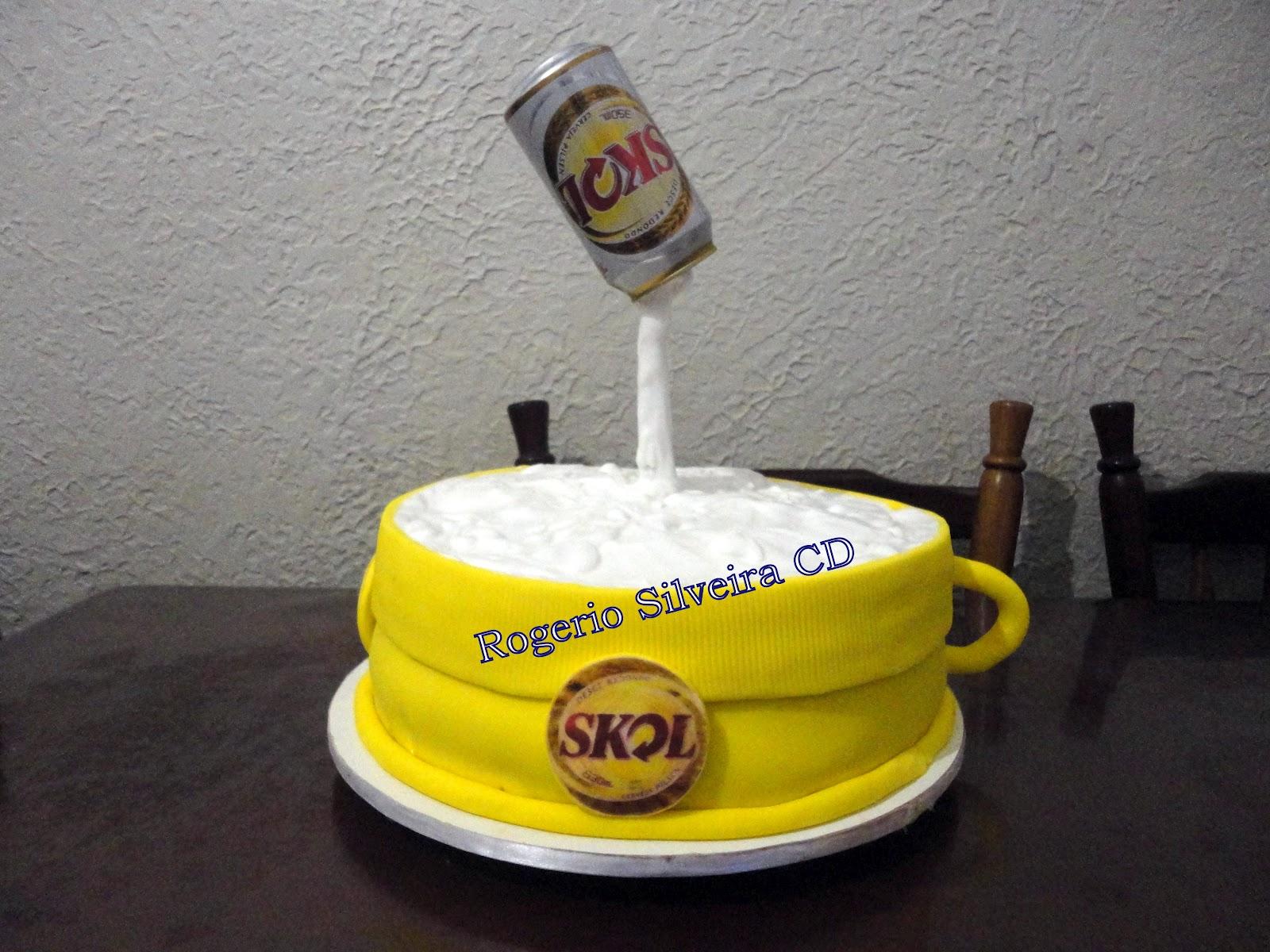 Domingo 15 De Julho De 2012 Bolo Cerveja
