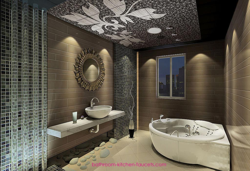 The shopping online deco salle de bain moderne for Photos decoration salle de bain moderne