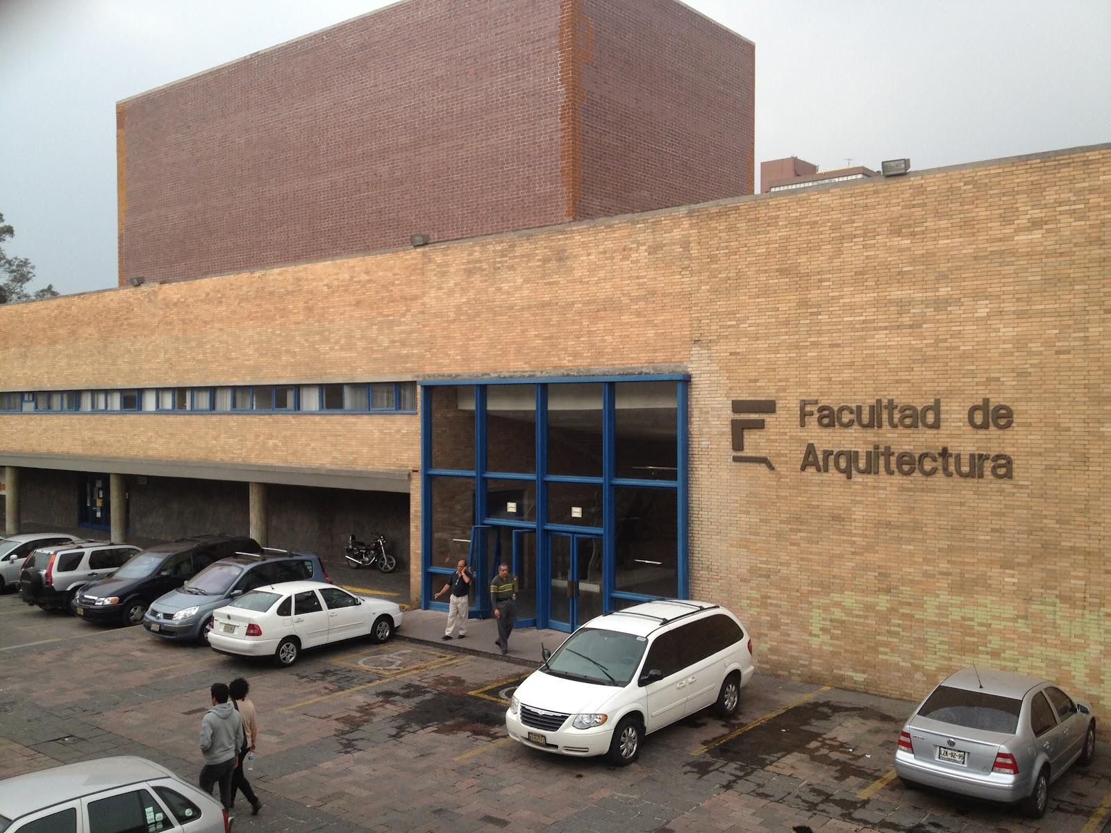 La vuelta al mundo estadio azteca y unam 28 3 for Facultad de arquitectura