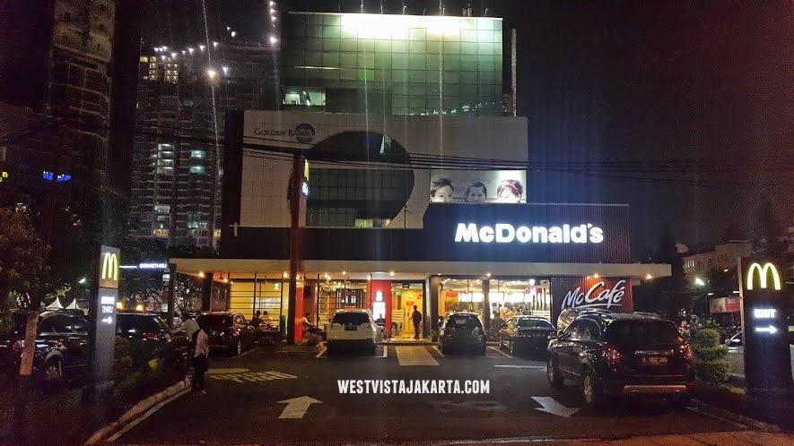 McDonalds Puri Indah