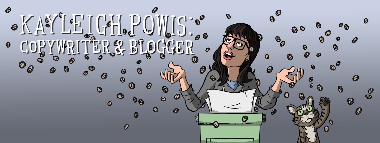 Kayleigh Powis - Copywriter and Blogger