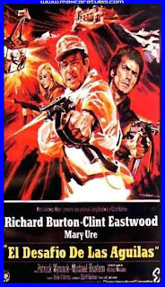 El desafío de las águilas (1968)
