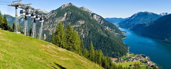 أجمل حدائق النمسا