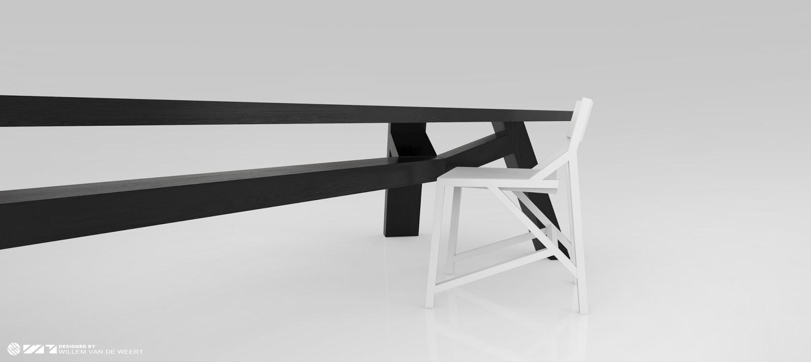 Design tafels  oktober 2015