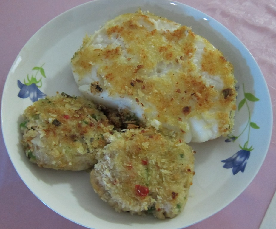 Mum 39 s yummy recipe july 2013 for Fried fish with bread crumbs