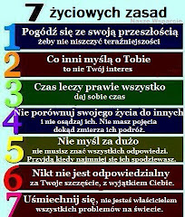 Ważne zasady!