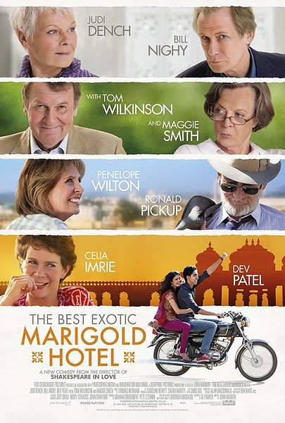 The Best Exotic Marigold Hotel 2011 BDRip