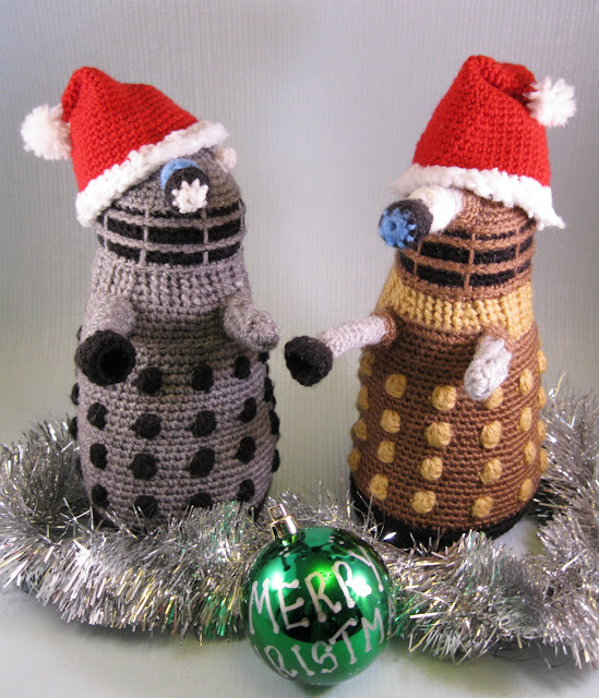 LucyRavenscar - Crochet Creatures: Christmas is on the way ...