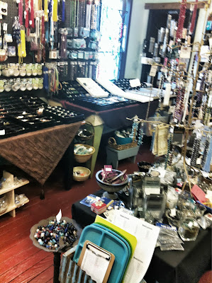 small jewelry shop amish