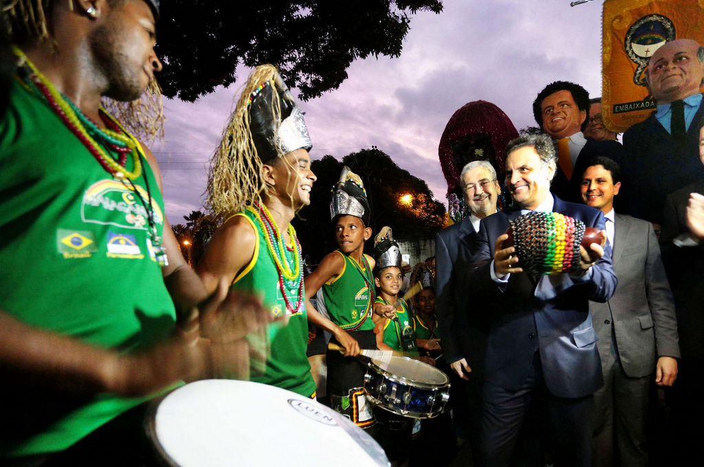 Aécio Neves pode ter três comitês em Pernambuco
