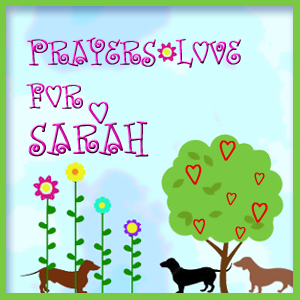 Prayers for Sarah
